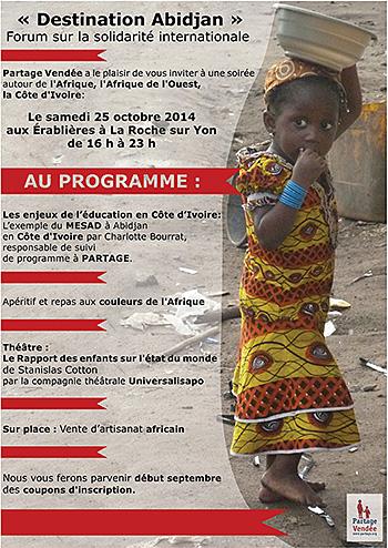 Destination Abidjan