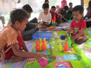 Bikalpa Lalitpur Children activities