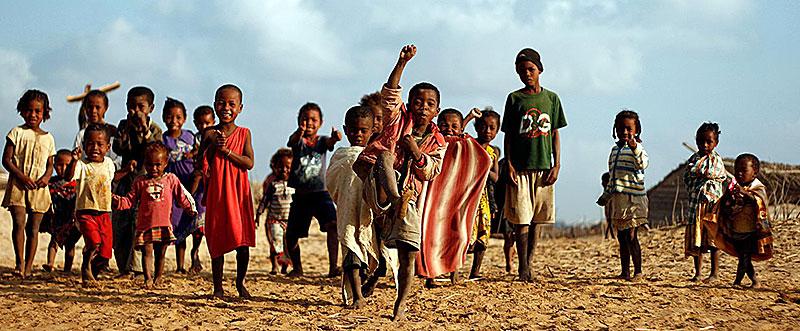 La Journée Internationale des Enfants