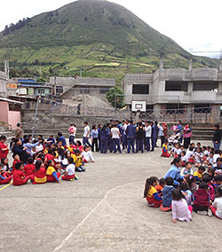 Equateur réplique séisme