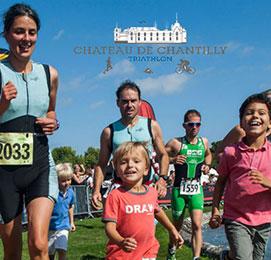 J'agis avec le Triathlon de Chantilly