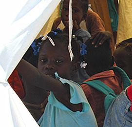 Je fais un don d'urgence pour Haïti