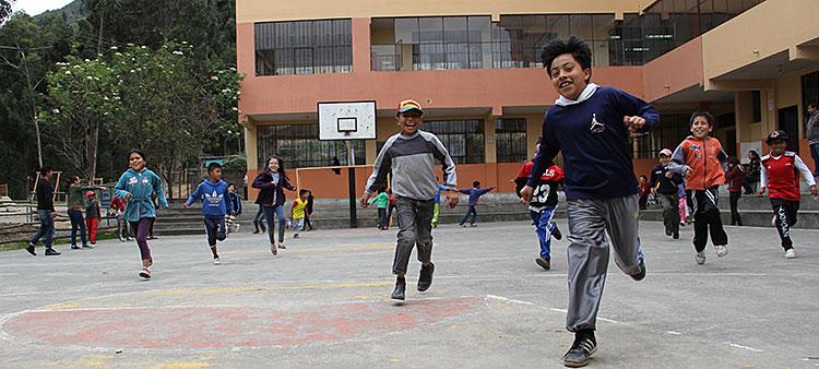 INEPE Equateur