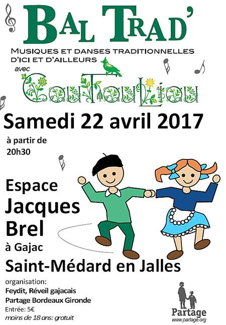 bal à Saint Médard en Jalles