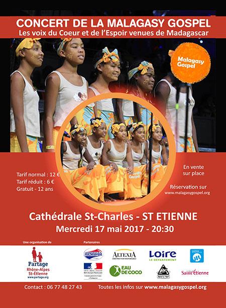 Concert St Etienne