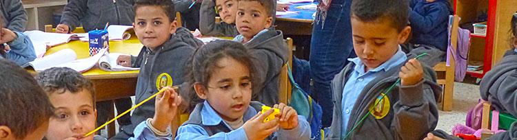 egypte rentree scolaire