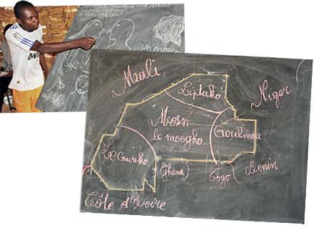 Ecole Burkina Faso