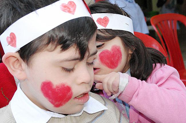 liban saint valentin