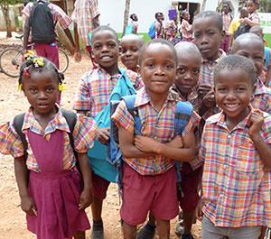 rendez vous bénévole Haiti