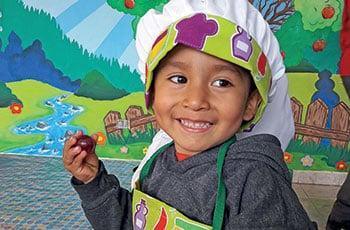 Des programmes de nutrition et alimentation au service de l'éducation