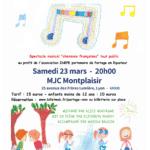 Concert avec Partage Lyon