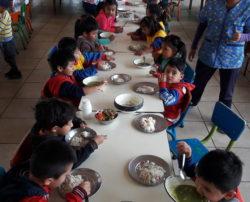 Cantine scolaire (Equateur)