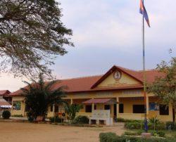 Ecole Bandos Komar au Cambodge
