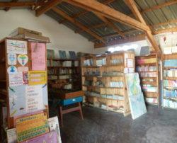Bibliothèque de Bel Avenir à Madagascar