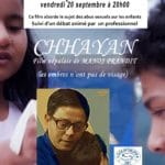 Affiche du film Chhayan diffusé par Partage Alsace