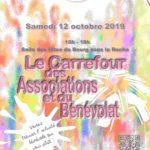 Partage Vendée au Carrefour des Associations et du Bénévolat (CABEN)