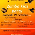 Zumba Kids Party de Partage Oise