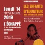 Concert de Partage à L'Echappée à Sorbiers
