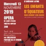 Concert Partage à Saint Etienne