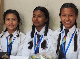Projet Partage 2020 Bikalpa : Installation de sanitaires pour filles dans 10 écoles