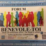 Forum Bénévole-toi à Compiègne