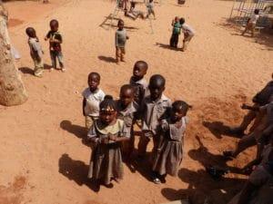 Dispensaire Trottoir - Burkina Faso - Partage 2018