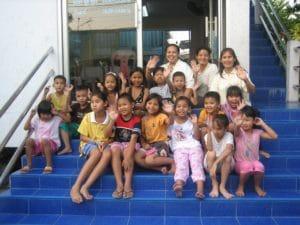 CPCR - Thaïlande - Partage