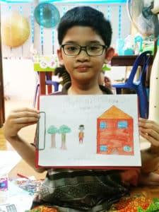 Khambum - Témoignage enfant du CPCR en Thaïlande sur le COVID-19