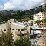 Construction d'un bâtiment au SESOBEL