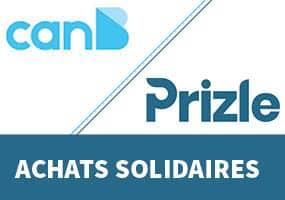 Partenariat Partage avec Prizle et CanB