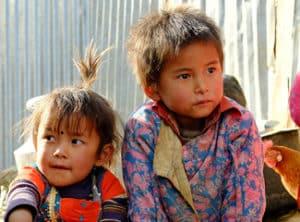 VOC : partenaire de l'association Partage au Népal