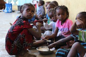 Union des Comores - La faim dans le monde progresse - L'association Partage agit
