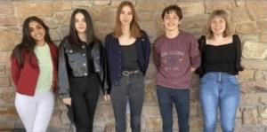 Cinq étudiants de l'IUT de Colmar lèvent des fonds pour Partage Alsace