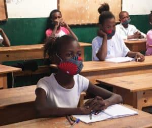 Projet Urgence Coronavirus de l'association Partage - Bel Avenir Madagascar